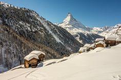 #Zermatt   Findeln