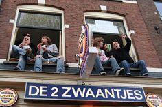 Drink like the Dutch do at Twee Zwaantjes