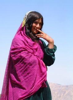 qashqayi woman