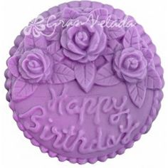 Molde de silicona, Tarta de Cumpleaños, con esta tarta podrás hacer originales detalles de cumpleaños, encuéntrala en Gran Velada. DIY
