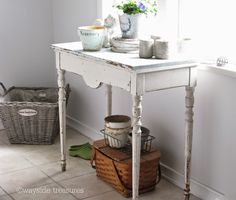 Wayside Treasures: Laundry Room/Porch Makeover