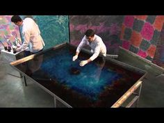 Suminagashi Paper Marbling DIY Japanese Water Marbling (How to Marble Paper) Acrylic Painting Tutorials, Types Of Painting, Amazing Art, Turkish Art, Marble Paper, Art, Ebru Art, Paper Art, Japanese Water