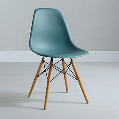 Buy Eames DSW Side Chairs online at John Lewis £320
