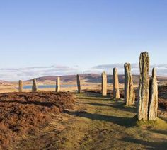 Other World Heritage Sites in Scotland | Orkney neolithic sites