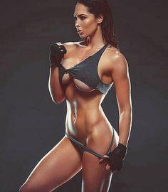 Amazing Body ❤️www.OnlyRippedGirls.com