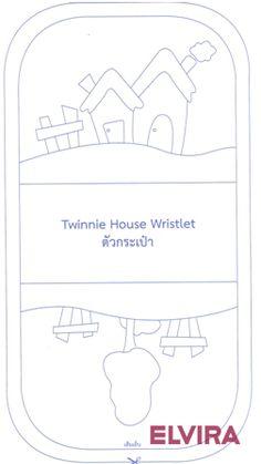 Twinnie House Wristlets :: ELVIRA - Leading Lifestyle Household Appliances
