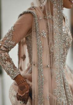 Valima bride wearing elan( love the Mehndi) Asian Bridal Dresses, Pakistani Wedding Outfits, Indian Bridal Outfits, Indian Fashion Dresses, Wedding Dresses For Girls, Pakistani Wedding Dresses, Saris, Indian Aesthetic, Desi Bride