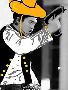 O my own fanart :D just for fun Just For Fun, Fanart, Fan Art
