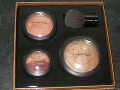 Free Makeup Samples by mail: Free MAC Mineralize Kit