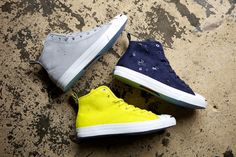 hancock vulcanised articles x converse first string jack purcell 2014 spring summer collection