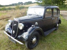 Austin 10 Cambridge 1936.