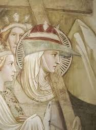 14th century ladies headdresses in art - Google Search
