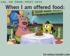 Haha so true Spongebob Memes, Spongebob Squarepants, Funny Pins, Funny Stuff, Funny Quotes, Funny Memes, Jokes, Laughing So Hard, Geek