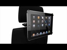 Coulvue iPad car mount