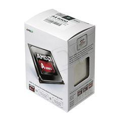 PROCESOR AMD APU A4 6300 3700MHZ FM2 BOX