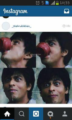 Shahrukh khan - king