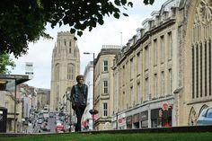 Just firmed the University of Bristol - bring on October.