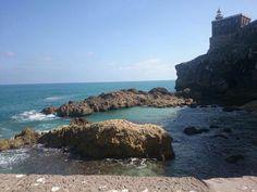 Vista del Faro de Melilla