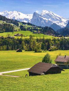 Krattigen, Switzerland