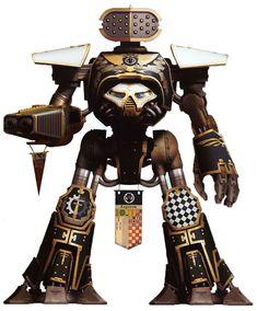 Legio Crucius Reaver-class Titan