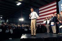 4 #prezpix #prezpixmr Mitt Romney on the Atlanta Journal Constitution 2/27/12