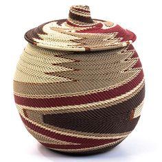 Lidded Pot23714