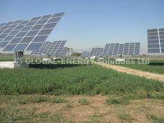 Solar parks by Global-enegy solutions ltd Solar Panels, Parks, Outdoor Decor, House, Home Decor, Sun Panels, Decoration Home, Solar Power Panels, Home