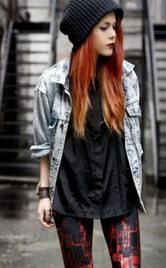 1000+ Images About Urban Ink Grunge On Pinterest | Urban Urban Fashion And Skate Fashion