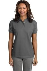 A favorite year after year, these polos are known for their exceptional range of colors, styles and sizes. The soft pique knit is shrink-resistant and easy to care for, so your group will always look its best.
