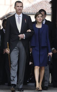 Spanish Royals attend 2016 Cervantes Awards Ceremony