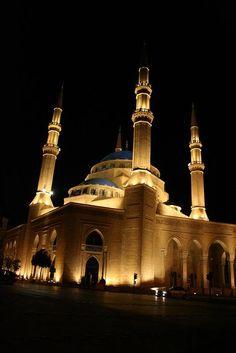 Mohamed Al Amin Mosque, Beirut, Lebanon
