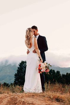 A beautifully joyous wedding in the cape winelands with the best people! Printed Gowns, Reception Areas, Group Photos, Kinds Of People, Two Pieces, Be Perfect, Beautiful Flowers, Cape, Bridesmaid