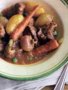 Tavaszi bárányragu Beef, Food, Meat, Eten, Ox, Ground Beef, Meals, Steak, Diet