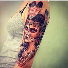 Resultado de imagem para tatuagens feminina braço