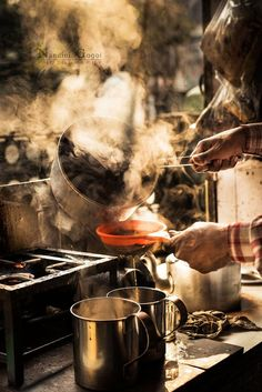 Low Cost Insurance Plan For The Welfare Of Your Loved Ones Tea Shop, Guwahati, India Coffee Photography, Street Photography, Food Photography, India Culture, Tea Culture, Vie Simple, Amazing India, Masala Chai, India Street