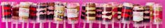 A cool idea from Tori Spelling's daughter's birthday....they are called cakeshooters from Sprinkles Custom cakes in Orlando, Fl.