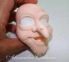 #Tutorial #clay #biscuit #witch