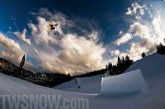 Aspen/Snowmass take a spot in the Top 10 Best Snowboard Resorts this year. Including: Snowmass, Aspen Highlands, Aspen Mountain and Buttermilk Alex Rodway PHOTO: Darcy Bacha Snowboarding Resorts, Snowboarding Videos, Transworld Snowboarding, Aspen Mountain, Aspen Snowmass, Read Magazines, Winter Love, East Coast, Mount Everest