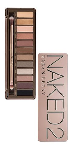 pretty palette - definitely a makeup bag must-have! #naked2