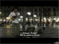Cesar Pope  - Brazílie Concert, Concerts