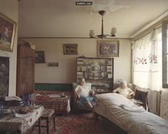 Romanian photographer Bogdan Grbovan seeks inspiration that literally hits close to home. He currently lives on the floor of a Bucharest apartment Tiny Studio Apartments, Hits Close To Home, First Apartment, 2nd Floor, Unique Furniture, Living Spaces, Flooring, Interior Design, House