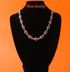 MENS CHOKER STAINLESS STEEL from Nina-Jewelry by DaWanda.com