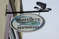 snakebite idaho falls - Good restaurant downtown!