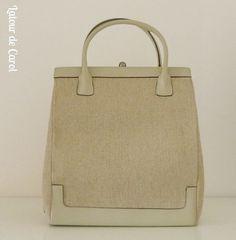 Bag Handbag Classic Vintage por LatourdeCarol en Etsy, €39.90