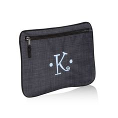 Pocket-A-Tote® / Black Cross Pop - Easily add this pocket to the inside or outside of any Thirty-One tote with grommets, like the Large Utility Tote and Organizing Utility Tote. It's the perfect place to store small necessities like chapstick or car keys.