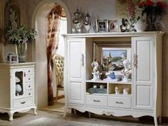 (33) French Country And Cottage Living Room Furniture - YouTube French Country Living Room, French Country Decorating, French Country Furniture, Cottage Living Rooms, Living Room Furniture, Video Home, China Cabinet, Storage, French Style