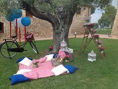 Zona Pícnic per a una celebració amb encant