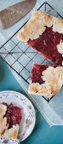Better than Pop-Tarts: Blood orange galette [RECIPE]