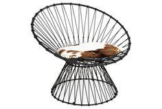 Cher Chair, Black Matte