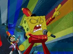 Amendobobo rock Goofy Goober Rock Eye of the Tiger! Numb The Final Countdown We Will Rock You Music Cover Photos, Music Covers, Cover Pics, Cover Art, Album Covers, Spongebob Memes, Spongebob Squarepants, Spongebob Episodes, Vintage Cartoon